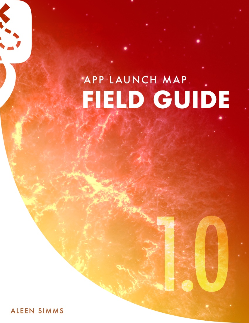App Launch Map Field Guide Cover